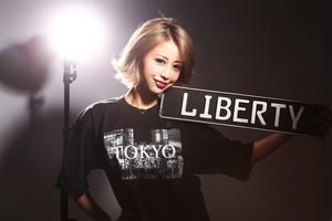 LIBERTY TOKYO T-shirt