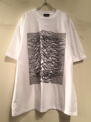 【18002】S/S BIG Tee Vol.1 (WHITE)