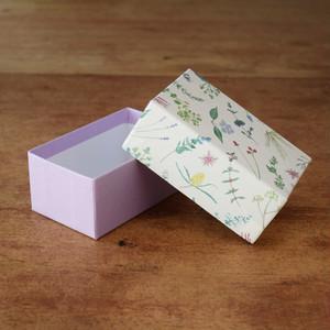 BOX〈小〉ライトパープル