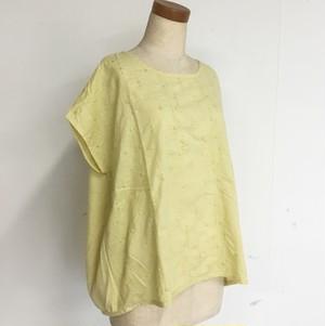刺繍フレンチプルオーバー(デュードロップ柄)[42646]