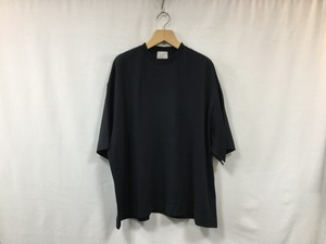 """EVCON """" WIDE S/S T-SHIRT"""" NAVY"""
