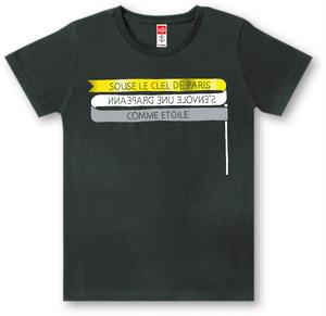 #412 Tシャツ SOUSE/BLK