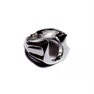 【送料無料】Horse shoe Ring Flat Model Producted by NOBILIS【品番 17S2009】