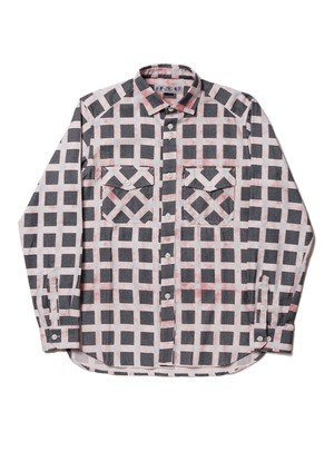 BAL  WAVE FLANNELL SHIRT