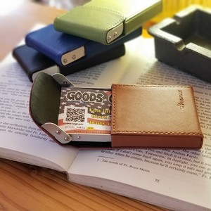 "BONOX CARD CASE ""SLIDER"""