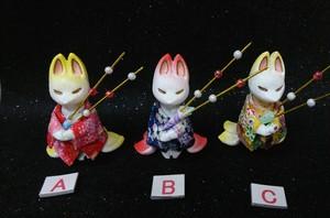 花蘭狐(カランコ)餅花