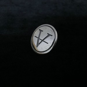 VICTORY LAPEL PIN -silver925-