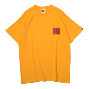 FUGAZI S/S TEE(YELLOW)[TH8A-SS5]
