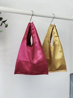 satin mini bag