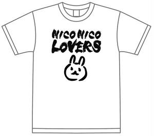 【数量限定】ニコfes2019 ニコラバTシャツ④