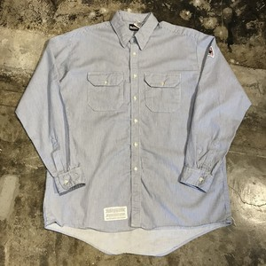 work shirt hickory ワークシャツ ヒッコリー