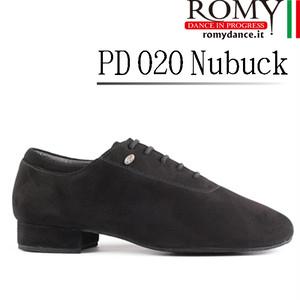 PD 020 Nubuck(メンズ ヌバック スタンダード ダンスシューズ)