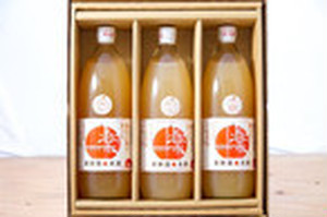 【特価!!】りんごジュース 1Lビン×3本入り