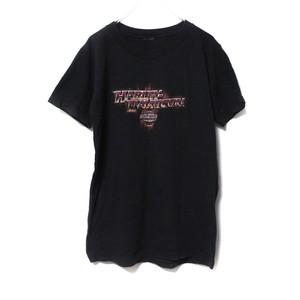 Harley Davidson Fire logo tee