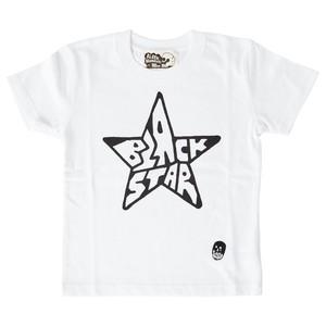 BLACK HUMOURS KIDS / BLACK STAR TEE