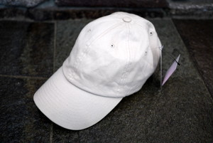 WASHED TWILL CAP Stone