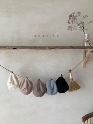 monbebe / ベレー帽