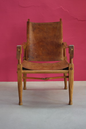 【SOLD OUT】Safari Chairs by Wilhelm Kienzle for Wohnbedarf