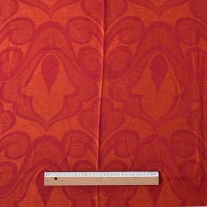 織柄カーテン(横113×縦156)