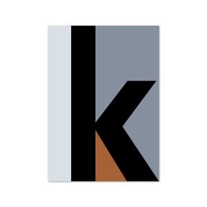 【送料無料対象】PLTY - Poster - Be Yourself(OK-K)(A3サイズ)