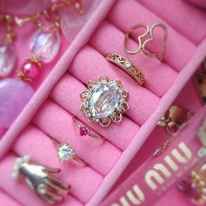 Serenity ring(クリスタルムーンライト)