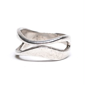 Vintage Mexican Modern Ring
