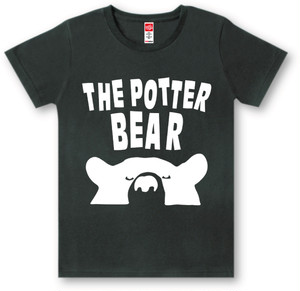 #417 Tシャツ THE POTTER/BLK