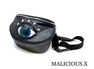 eye big body bag / dark blue