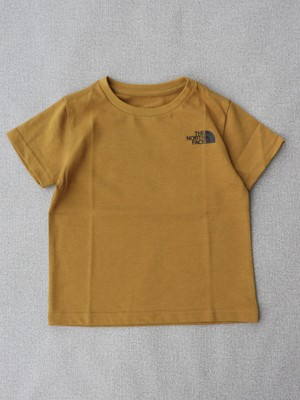 THE NORTH FACE 【S/S Square Logo Tee】Kids KN