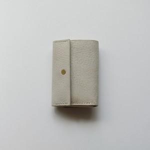 roll wallet - white - ALASKA