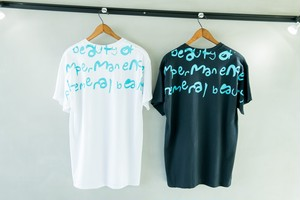 sabyプリントTシャツ 別注