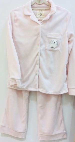 ラビット 刺繍 パジャマ