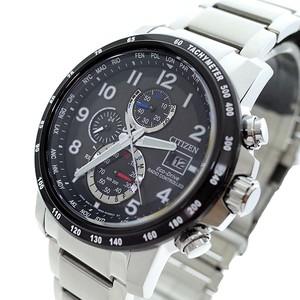 シチズン CITIZEN 腕時計 メンズ AT8124-83E エコドライブ ECO-DRIVE ブラック シルバー