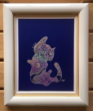 「月猫」 原画-P429