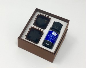 精油付き炭のチョコラ 【夜用】