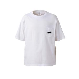 sumika / ロゴポケットTシャツ(ホワイト)