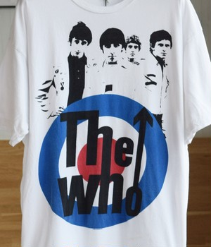USED BAND T-shirt -The Who-