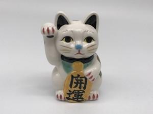御奉仕価格 京焼 清水焼 陶あん 招き猫