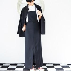 1 001(イチゼロゼロイチ) ペンシルジャンプスカート