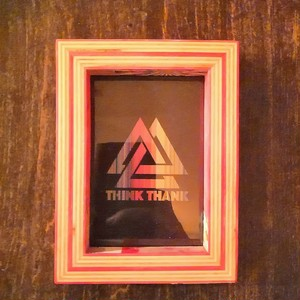 Photo frame (RED)