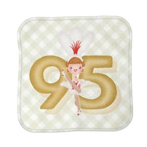 【ミニタオル】《95》ラインダンス 2