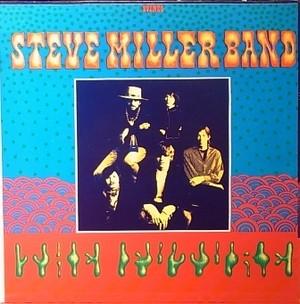 【LP】STEVE MILLER BAND/Children Of The Future