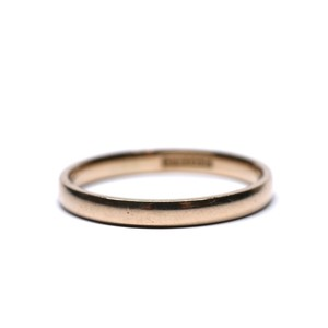Vintage Ostby Barton 14k Gold Ring