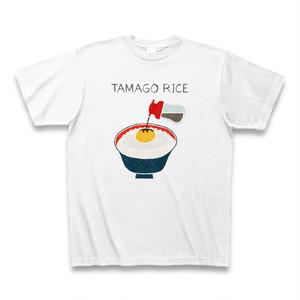 TAMAGO RICE Tシャツ