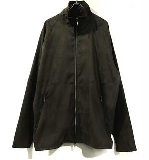 YANTOR  suède Jersey suit brown