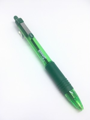 ZEBRA Z-Grip Green