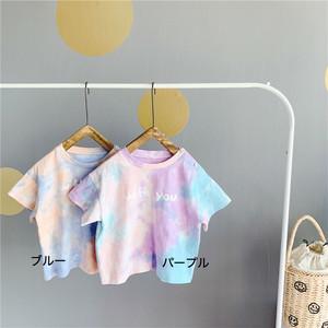 【30%off】【人気】レインボー半袖Tシャツ