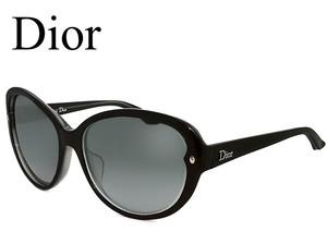 Dior サングラス レディース ディオール PONDICHERY-F xlshd Christian Dior クリスチャンディオール  pondichery f xls CD アジアンフィット フォックス キャッツアイ キャットアイ