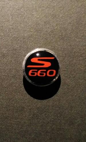 HONDA S660 インナードアハンドル ネジ隠しマグネット エスロク 専用 こだわりバージョン