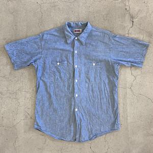 80's BIGMAC S/S Chambray Shirt